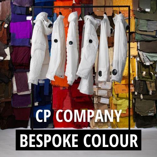 CP Company lance un service de personnalisation