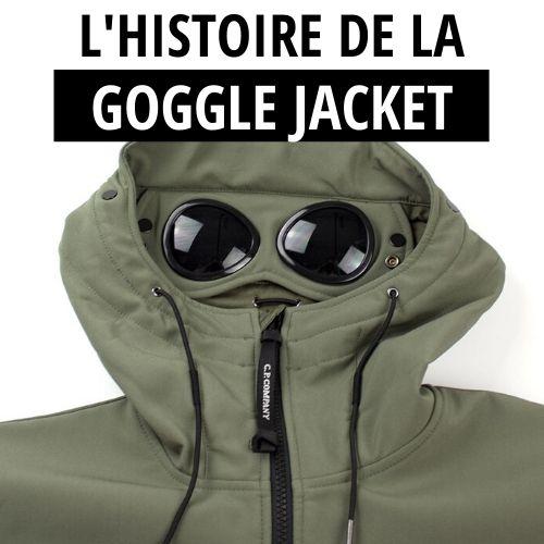 CP Company Goggle Jacket : Une veste emblématique