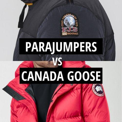 Parajumpers vs Canada Goose : Le duel des Parkas