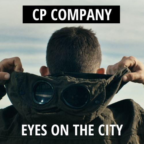 """CP Company : Le projet """"Eyes on the city"""" dans Paris"""