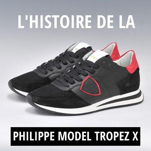 Philippe Model Tropez X: L'histoire d'une sneakers emblématique