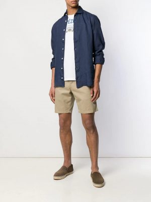 Chemises chemise Pamplon bleu