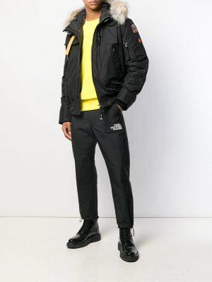 Manteaux manteau court à capuche noir