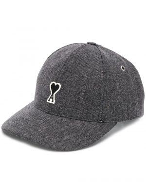 Accessoires casquette à patch Ami de Cœur noir