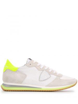 Baskets baskets TRPX Mondial blanc/jaune