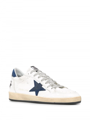 Baskets baskets Superstar noir bleu