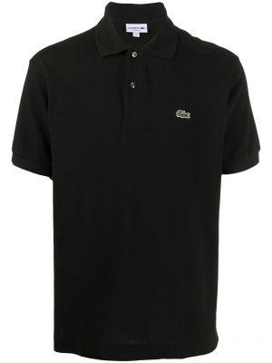 Lacoste polo à logo brodé classic fit noir