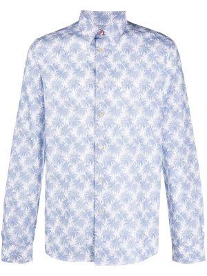 Chemises chemise à imprimé graphique