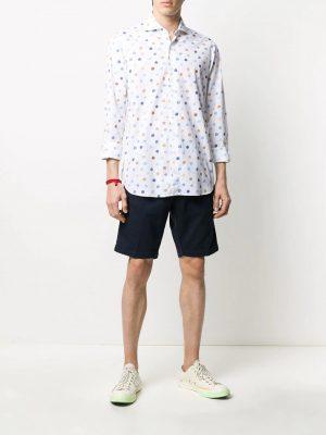Chemises chemise à pois