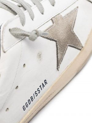 Baskets baskets Superstar blanc/gris