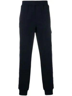 CP Company pantalon de jogging à chevilles resserrées marine