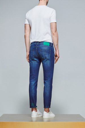 ACE Denim Jeans AD 05 Medium Stone Green