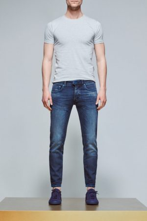 ACE Denim Jeans AD 06 Light Stone Blue