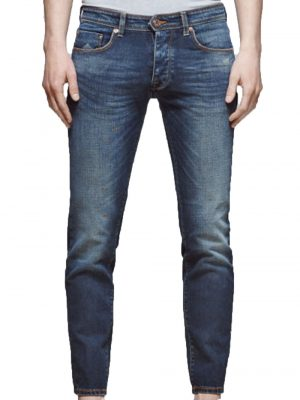 ACE Denim Jeans AD 06 Medium Stone Orange