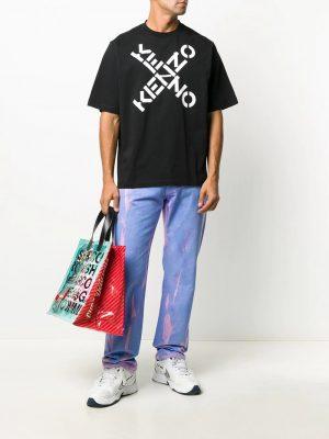 Kenzo t-shirt Crossed