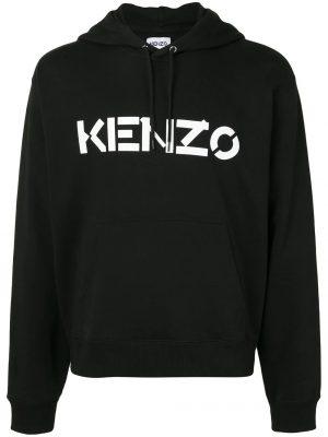 Kenzo sweat à capuche à logo imprimé