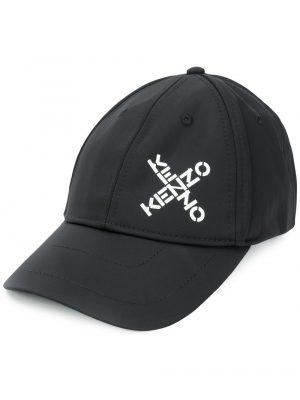 Accessoires casquette à logo contrastant