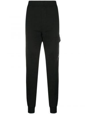 CP Company pantalon à chevilles resserrées