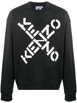 Kenzo sweat à logo imprimé