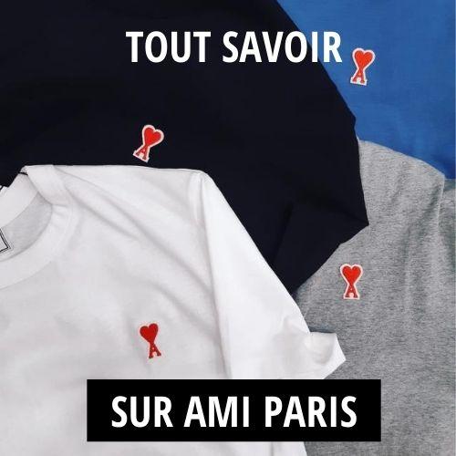 AMI Paris : L'histoire de cette marque française
