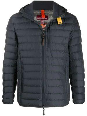 Manteaux doudoune à fermeture zippée