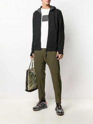 Braderie zip-up hoodie