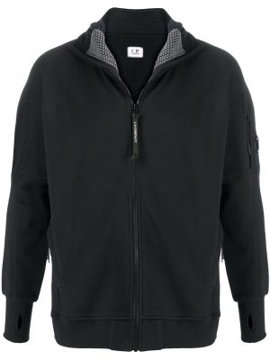 CP Company zip-up hoodie