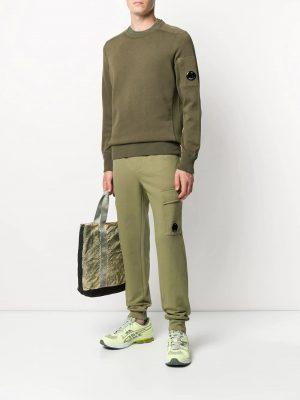 CP Company pantalon de jogging slim kaki