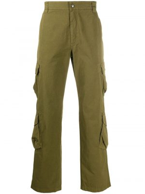 Kenzo pantalon à poches cargo