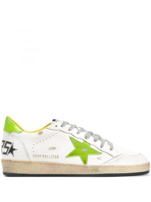 Baskets Baskets basses Ball Star blanc/vert