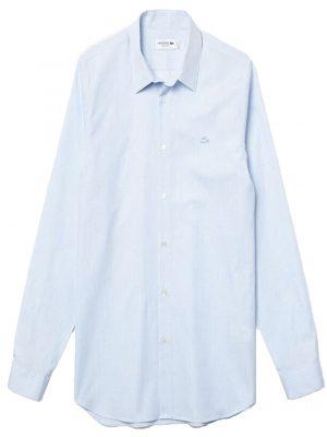 Chemises Chemise regular fit en popeline de coton premium à carreaux