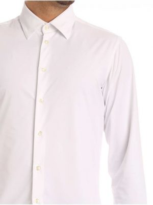 Chemises chemise oxford blanche