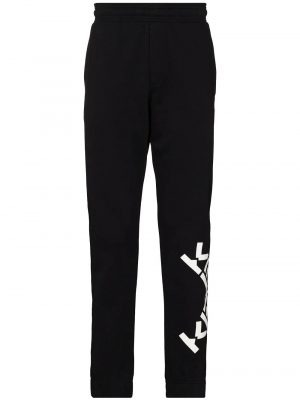 Kenzo pantalon de jogging à logo