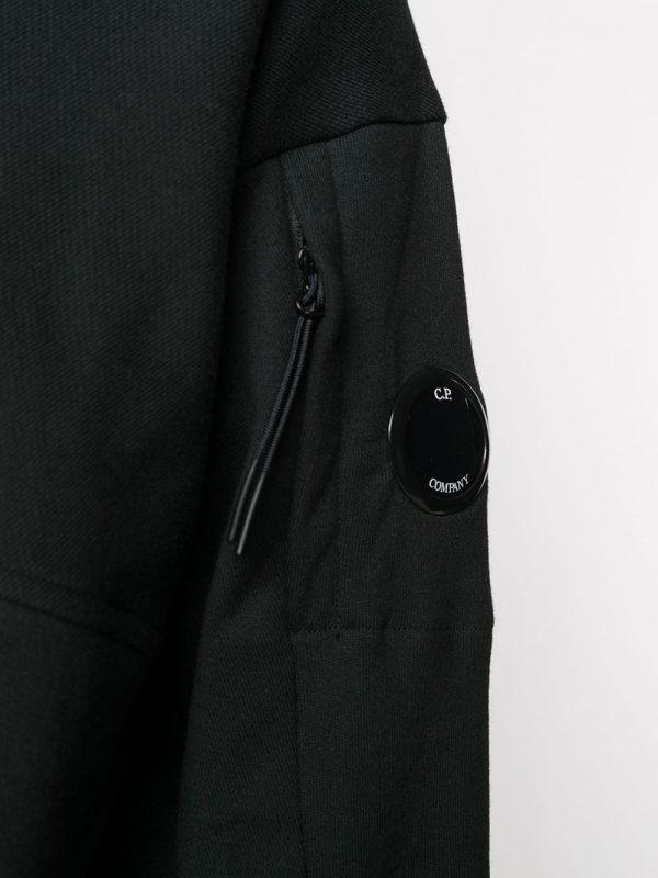 CP Company sweat à capuche zippé