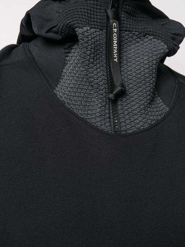 CP Company sweat zippé à capuche