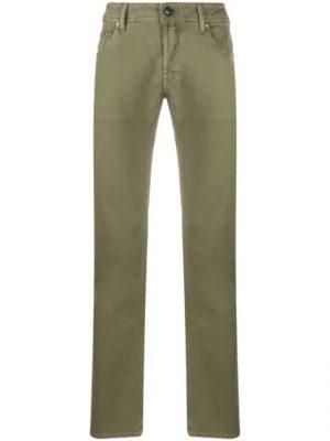 Jacob Cohen pantalon à coupe droite