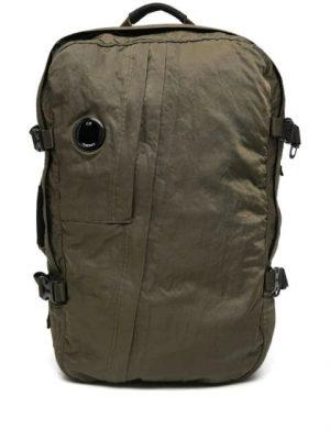 CP Company sac à dos à plaque logo