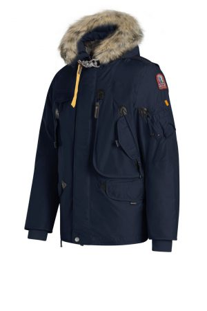 Manteaux parka right hand marine