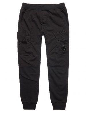 CP Company cargo pant noir