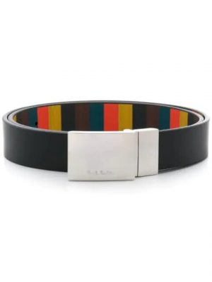 Accessoires ceinture à imprimé color-block