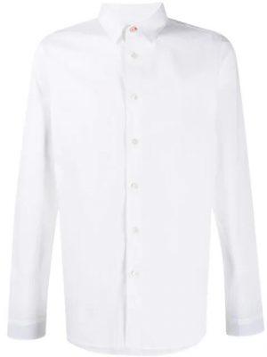 Chemises chemise unie à manches longues