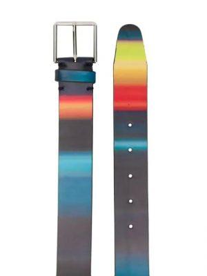Accessoires ceinture à rayures