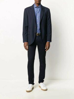 Braderie jean à coupe droite