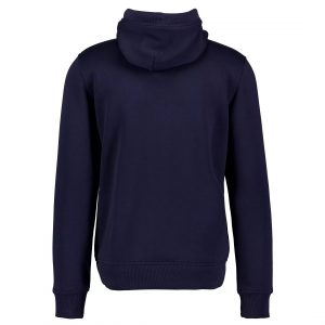 Gant sweat à capuche archive shield bleu
