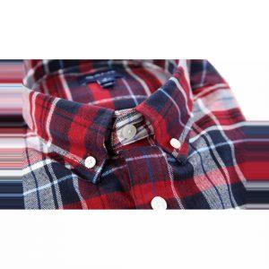 Braderie chemise oxford brossé