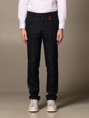 Braderie pantalon bleu
