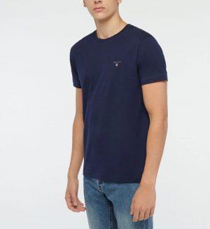 Gant t-shirt original noir