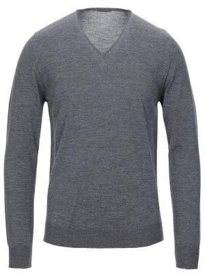 Bellwood pull en laine gris
