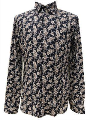 Chemises chemise à motifs floral