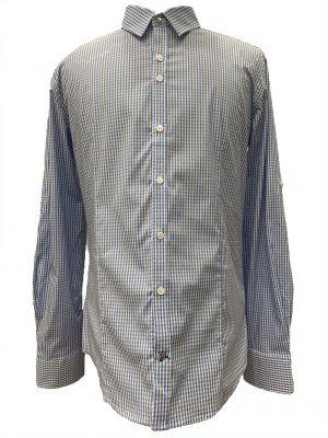 Braderie chemise à carreaux